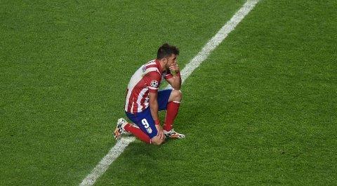 BYTTER KLUBB: David Villa skal angivelig være på vei til USA.