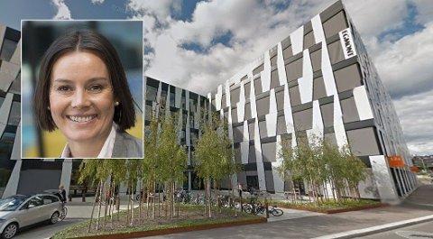 ALLMØTE: Nina Vesterby tok over som administrerende direktør i Egmont Publishing Norge i starten av 2019.