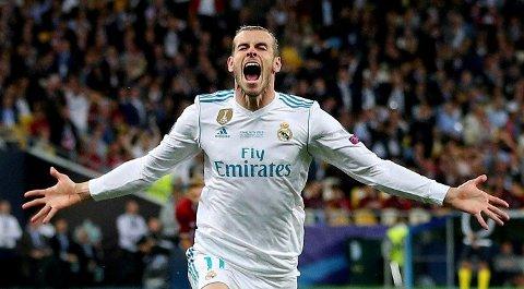 TILBAKE I SPURS: 31 år gamle Gareth Bale ewr tilbake i klubben han forlot i 2013.