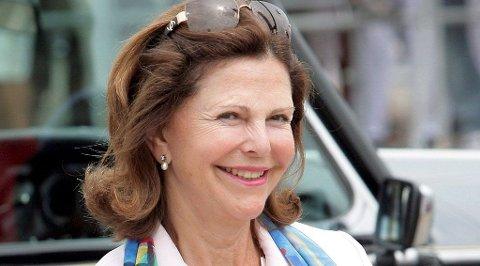 TAR PÅ: Dronning Silvias engasjement for menneskehandel-ofre tar på og det går til tider utover familien.