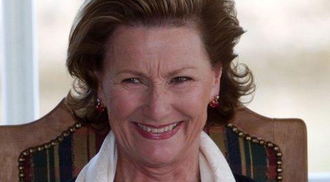 BIOGRAFI: På to og et halvt år skal Ingar Sletten Kolloen skrive biografi om livet til dronning Sonja.