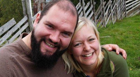 JAKTEN OVER: Det ble ingen lykke for Ola Sylte og Astrid Elisabeth Langset Fosshaug - men nå er hun forelsket igjen.