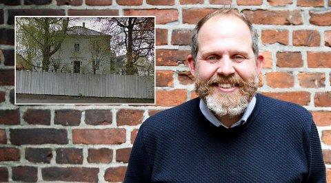FREKK GEVINST: Truls Svendsen har kjøpt ny bolig på Slemdal i Oslo (innfelt), og fikk med en fin gevinst fra Grünerløkka da han flyttet.
