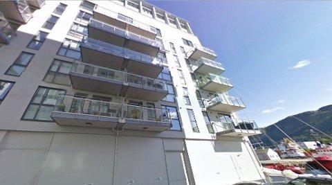 I denne bygningen i C. Sundts gate 57 gikk toppleiligheten for 19,8 millioner kroner.