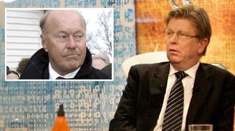 KRITISERER GAMMEL KOLLEGA: Per Ståle Lønning mener at tidligere TV 2-kollega Pål T. Jørgensen bommer i debatten om dårlige seertall.