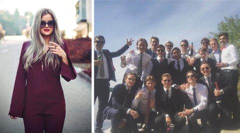 Russen på Nordstrand har kontaktet Sandra Lyng (29), i håp om at hun skal være med dem på en russefest. Årsaken er at artisten og bloggeren fra Mosjøen torsdag la ut et blogginnlegg hvor hun skriver at hun synes det er synd hun gikk glipp av russefeiringen: