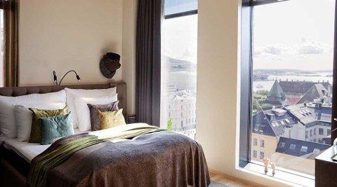 Kanskje blir det en helg på toppmoderne Clarion Hotel The Hub i Oslo?