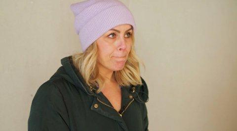 OPPUSSINGS-DRAMA: Isabel Blanco hadde beregnet alt for lite penger til oppussing og trengte hjelp fra Silje Sandmæl i«I lomma på Silje».