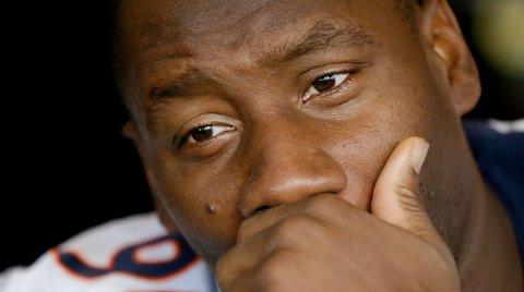 ANTONIO SMITH mistet faren sin fire dager før Super Bowl.