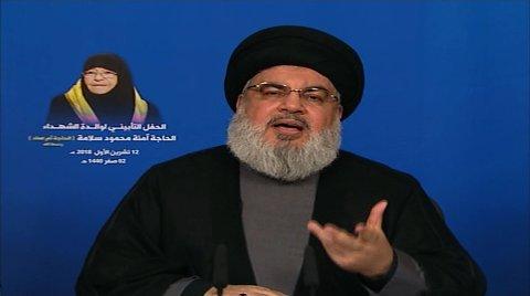 FANGET AV IRAN? Hizbollah-leder Hassan Nasrullah er på sykehus, i praksis i husarrest, ifølge lokale kilder
