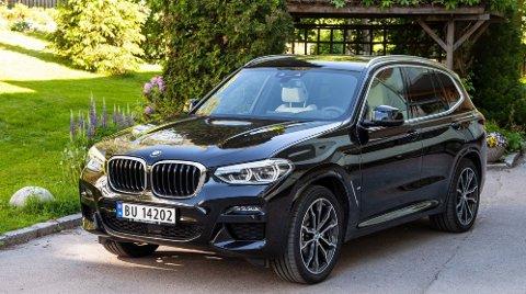 BMW X3 xDrive30e er ikke BMWs peneste bil, men definitivt en av de mest interessante.