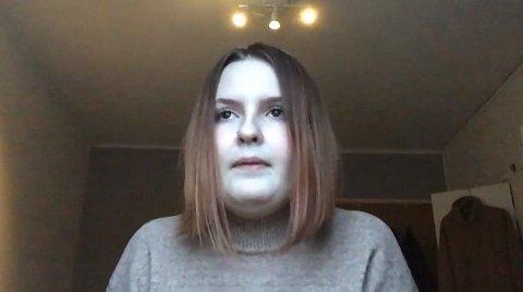 Gabriella Antonic Svensson satt eget liv i fare for å redde en annen. Skjermdump: TV4