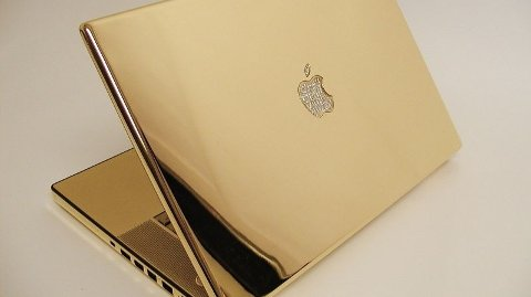 JAPPE-DRØM: Med denne laptopen blir jobben god som gull.