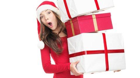 Mange utsetter juleshoppingen, og da er det lett å få panikk.