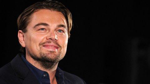 INGEN SANGFUGL: Til Variety forteller skuespiller Leonardo DiCaprio hvordan han ikke eier sangstemme: - Jeg mener jeg har en forferdelig sangstemme, sier DiCaprio.