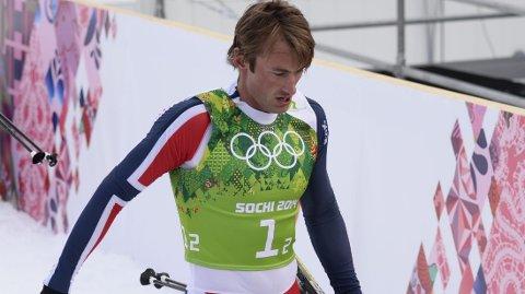 INGEN SKIKONGE? Petter Northug mener heller han er en skiklovn. Foto: Maja Suslin / TT / kod 10300