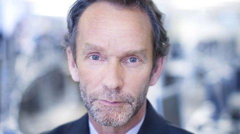 BREMSER: - Vi ser en klar oppbremsing av norsk økonomi, sier sjeføkonom Harald Magnus Andreassen i Swedbank.