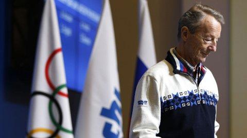 STEMNINGEN HAR SNUDD: Selv om flertallet i Oslo stemte ja for OL i september, har stemningen snudd etter OL i Sotsji. Her representert ved IOC-medlem Gerhard Heiberg.