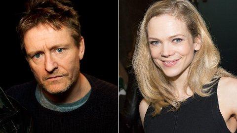 OKKUPERT: Henrik Mestad og Ane Dahl Torp spiller to av hovedrollene i storsatsningen «Okkupert».