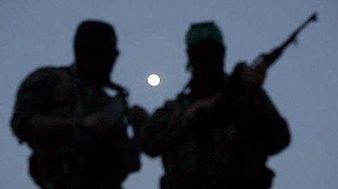 Illustrasjonsbilde: Militsgruppe fra Hamas.
