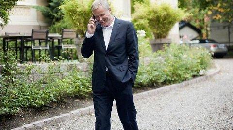 Partner og daglig leder, Per Høiby i First House, har seks tidligere regjeringstopper i stallen.