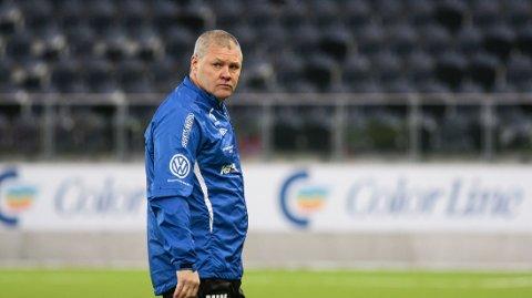 MISFORNØYD: Mons Ivar Mjelde liker ikke kampprogrammet i Tippeligaen.