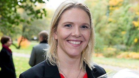 STÅR PÅ SITT: Landbruks- og matminister Sylvi Listhaug (Frp) møter bøndene på Stortinget klokken 14.