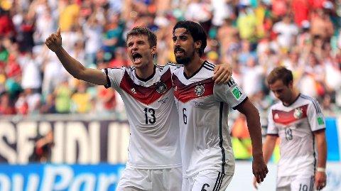 TOPPSCORER: Thomas Müller jakter en ny toppscorertittel.