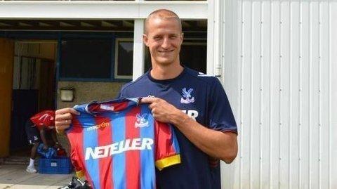 ETT ÅR: Brede Hangeland har signert en ettårskontrakt med Crystal Palace.