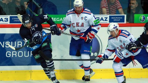 SEIER: SKA St. Petersburg er i god form.