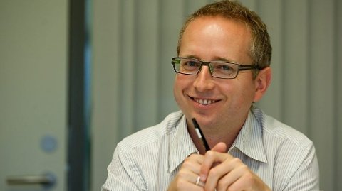 Nestleder Bård Vegar Solhjell (SV)