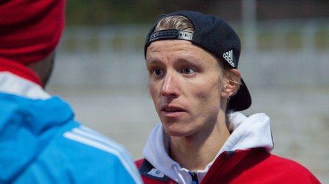 HAR LÆRT: Rune Velta føler han har fått en større forståelse for den tekniske delen av skihopping.