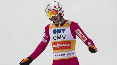 TILBAKE FRA SKADE: Kamil Stoch har slitt med en ankelskade i høst, men sier han er tilbake til Hoppuken.