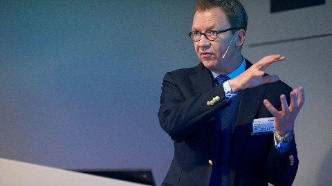 Idar Kreutzer er direktør i finansbransjens hovedorganisasjon, Finans Norge.