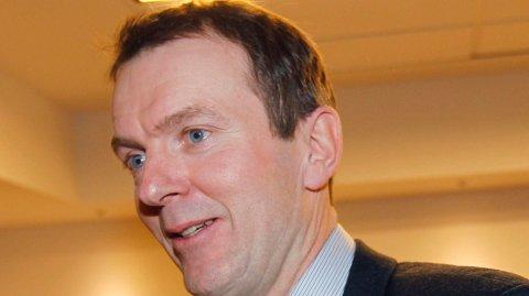 FLYTTER: Pareto-eier Svein Støle flytter til Sveits med kona.