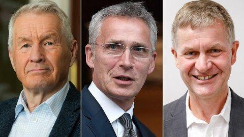 Jagland, Stoltenberg og Solheim tjener alle like mye, eller langt mer, enn statsminister Erna Solberg.