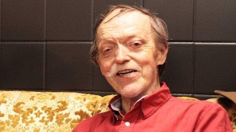 SISTE TEPPEFALL: Nyttårsaften ble siste teppefall for den suksessrike skuespilleren fra Austertana, Nils Utsi. Han døde 75 år gammel.