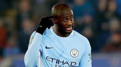 IKKE FERDIG? Yaya Touré mener han har flere år igjen på fotballbanen.