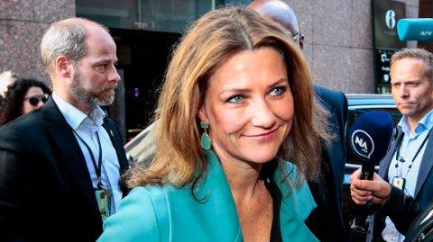 SATSER: Prinsesse Märtha Louise skal etablere et nytt aksjeselskap innen kort tid.