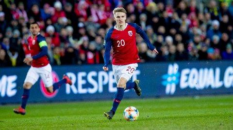 SKEPTISK: Martin Ødegaard har fått kjenne VAR på kroppen.