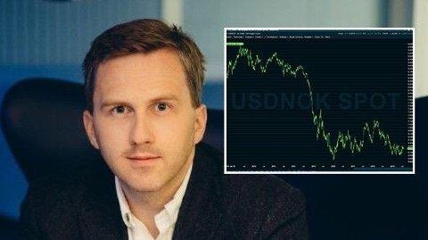 Ole André Kjennerud i DNB Markets venter rentekutt i USA neste uke.
