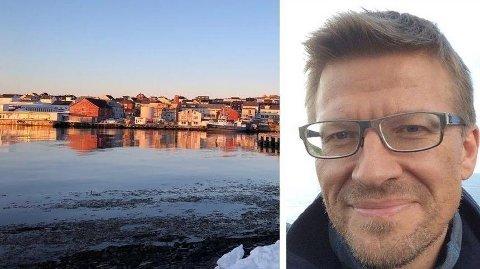 Ørjan Jensen blir MDGs aller første ordfører - det skjer i Vardø.