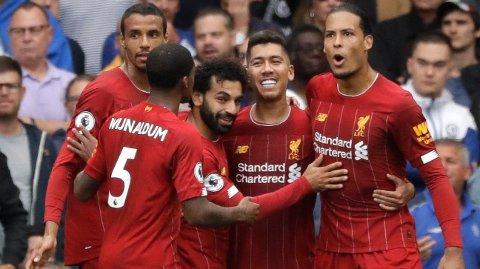 NY SEIER: Liverpool har vunnet seks av seks kamper i Premier League denne sesongen.