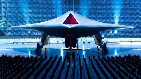 Den britiske våpenprodusenten BAE Systems utvikler kampdronen Taranis. Den har ingen mennesker om bord.