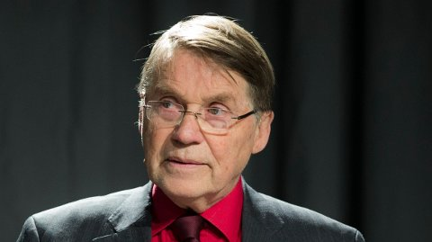KAN BLI FENGSLET: Eks-biskop Gunnar Stålsett risikerer å bli satt i fengsel.