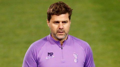ARBEIDSLEDIG: Mauricio Pochettino står for øyeblikket uten jobb etter at han fikk sparken av Tottenham.