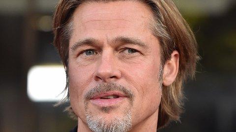 SVARER EN GANG FOR ALLE: I et nytt intervju med New York Times legger Brad Pitt ryktene om romansene død en gang for alle.