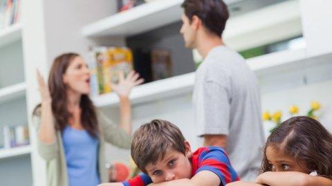 Parforholdet kan bli vanskelig når vi plutselig får mye mer tid sammen enn vi pleier.