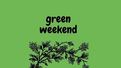 Green Weekend er vårens svar på Black Friday,