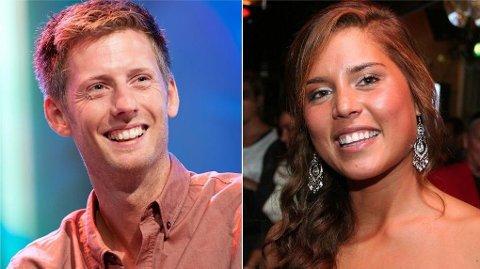 SKAL BLI FORELDRE:Gaute Grøtta Grav og Cathrine Montero Moen skal snart få sitt første barn sammen.